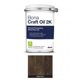 Bona Craft Oil 2K Graphite 1.25L